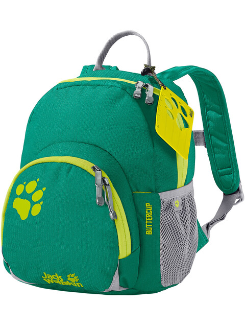 Jack Wolfskin Buttercup Backpack Kids deep mint